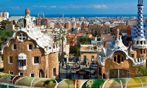 10 Lugares para viajar na lua de mel - barcelona