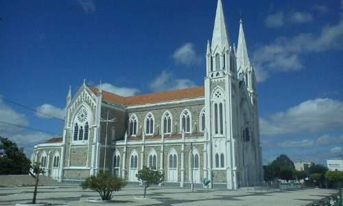 Pontos Turísticos em Petrolina - catedral petrolina