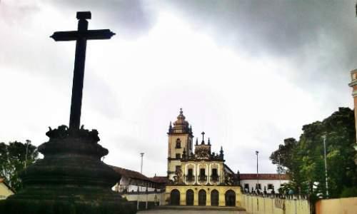 Pontos turísticos de João Pessoa - centro cultural são francisco