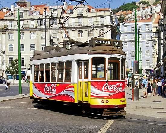 O que fazer em Lisboa em 1 - dia eletrico 15