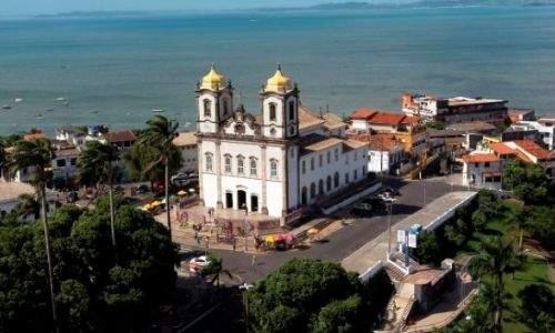 Pontos Turísticos de Salvador  - igreja do bonfim