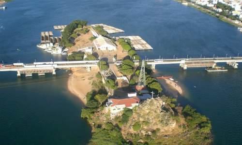 Pontos Turísticos em Petrolina - ilha vermelha