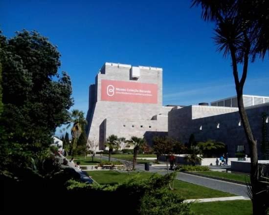 Centro Cultural de Belém, Lisboa - Portugal museu