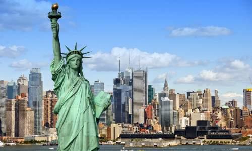 10 Lugares para viajar na lua de mel - new york