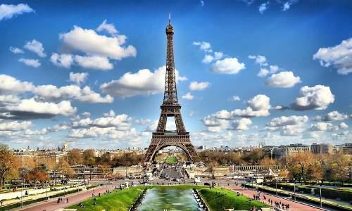 10 Lugares para viajar na lua de mel - paris