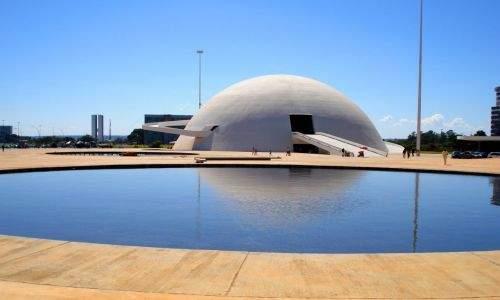 pontos turisticos de brasilia - museu nacional