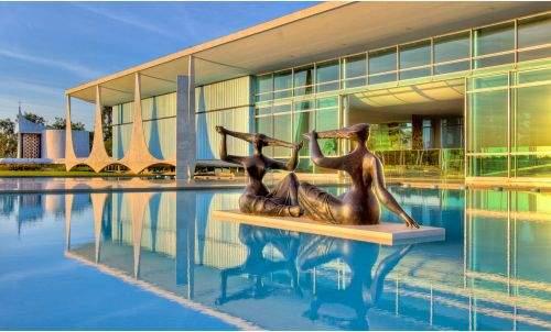 pontos turisticos de brasilia - palacio da alvorada