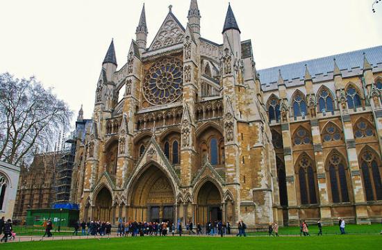 Pontos Turísticos em Londres - abadia-westminster