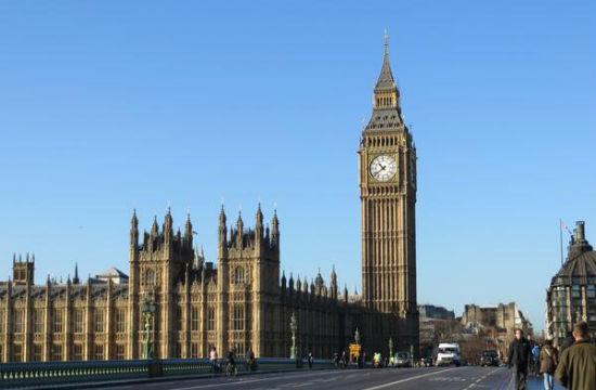 Pontos Turísticos em Londres - big-ben