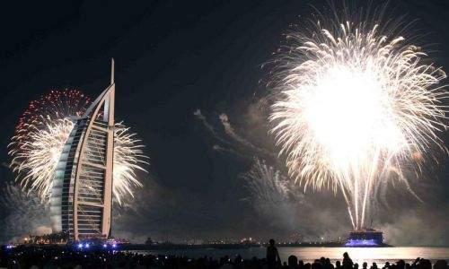 Réveillon 2015 - As melhores festas e cidades para passar o ano novo - dubai