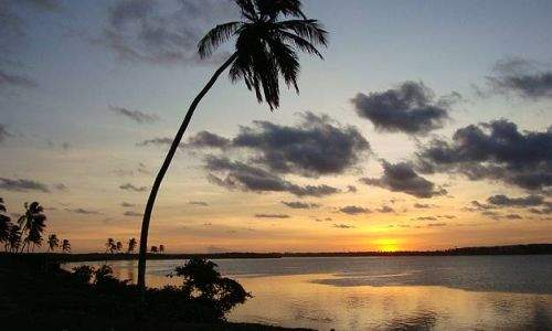 Pontos Turísticos de Alagoas - lagoa