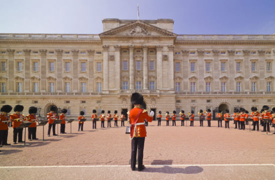 Pontos Turísticos em Londres - palacio_de_buckingham