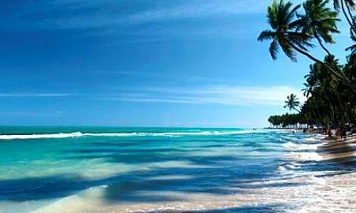 Pontos Turísticos de Alagoas - praia