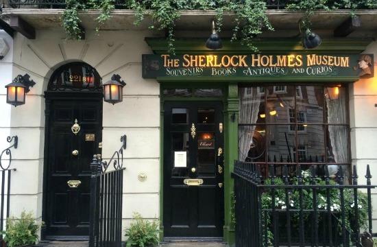 Pontos Turísticos em Londres  - sherlock