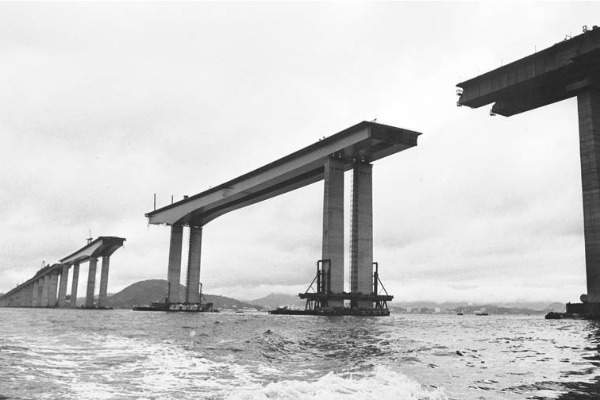 construção ponte rio niterói 01