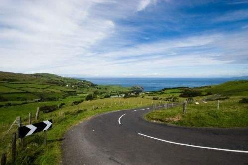 Antrim Coast Road – Irlanda do Norte