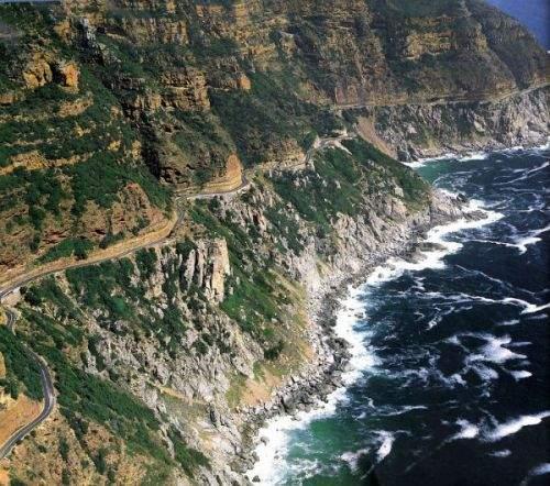 Chapman's Peak – África do Sul