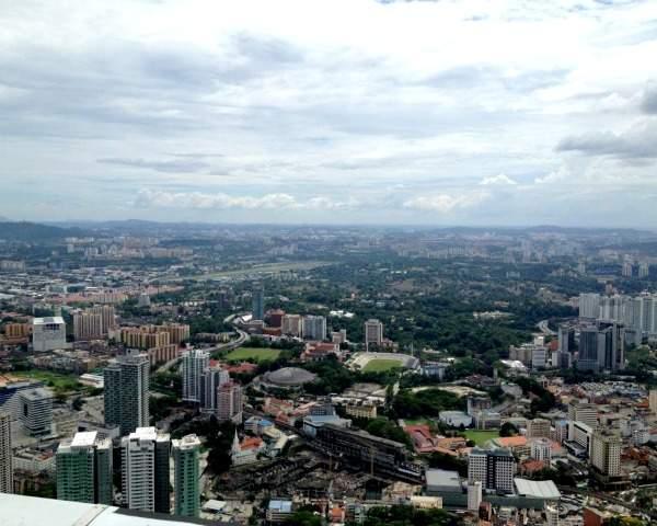 Torre mirante de Kuala Lumpur 05