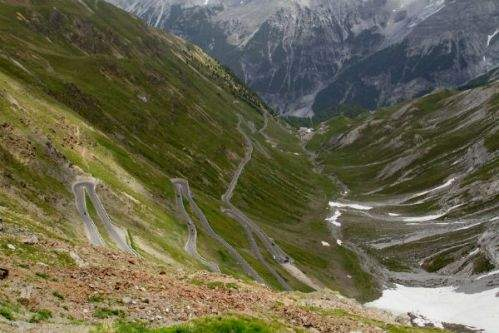 Passo Dello Stelvio – Itália