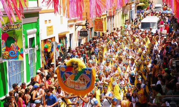carnaval olinda - Pontos Turísticos de Pernambuco
