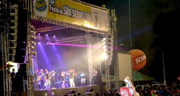 festa de são sebastião - Pontos Turísticos em Bonito - Pernambuco
