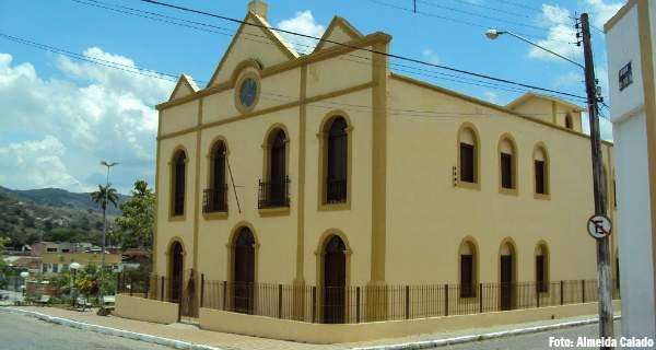 igreja de são sebastião - Pontos Turísticos em Bonito - Pernambuco