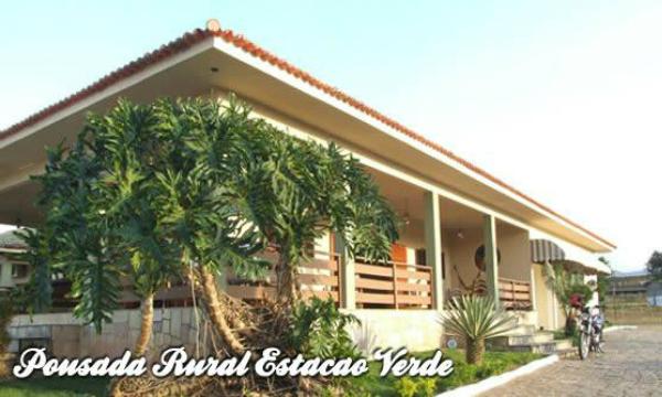 pousada estacao verde em bonito pernambuco - Melhores Hotéis e Pousadas em Bonito - Pernambuco