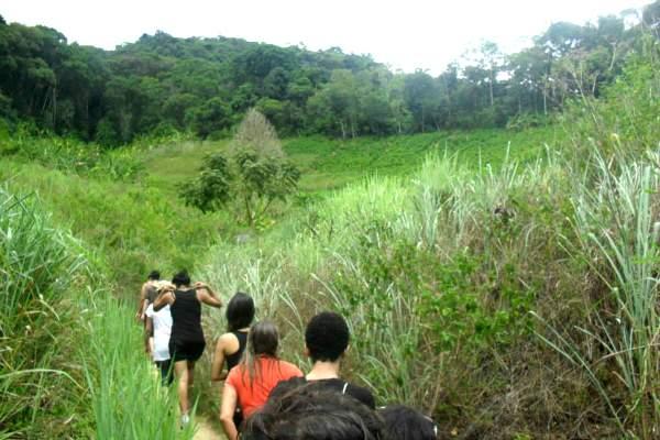 trilhas em bonito - Pontos Turísticos em Bonito - Pernambuco