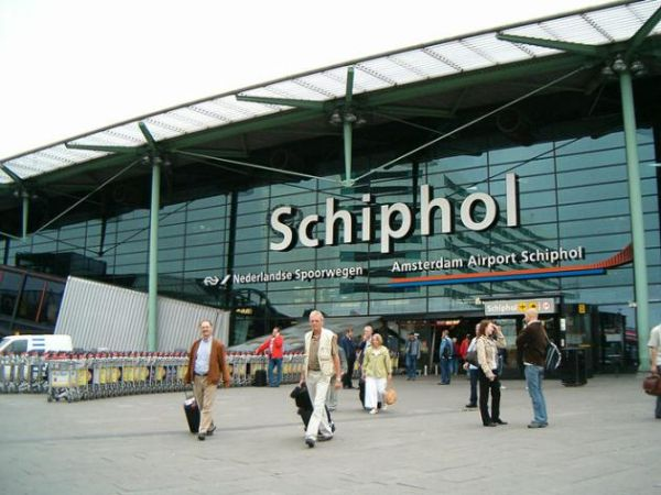 5 - Amsterdam Schiphol Airport, Amsterdam, Holanda