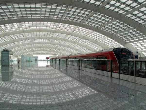 7 - Beijing Capital International Airport, Pequim, China