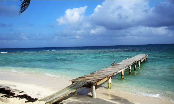 Ilha Utila em hunduras