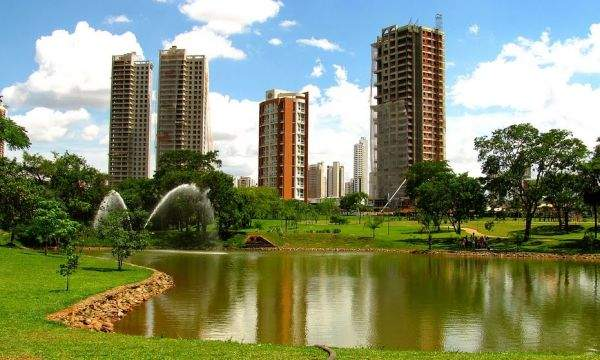 Parque Flamboyant
