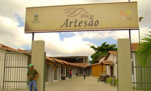 Pontos turísticos de Campina Grande - Vila do Artesao