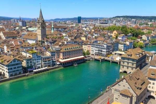 Zurique, Suíça - 10 cidades com o custo de vida mais caras do mundo