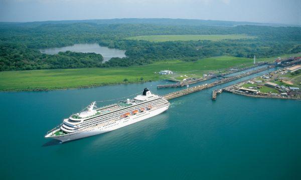 Pontos Turísticos do Panamá - canal do panama