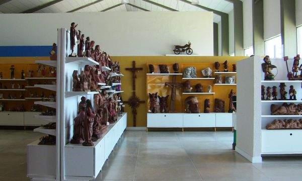 centro de artesanato de pernambuco em bezerros