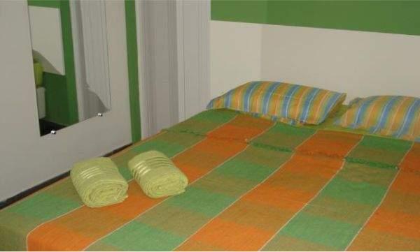 hotel serrador - quarto
