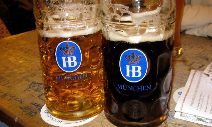 Hofbräuhaus - munique - cerveja