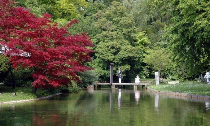 Jardim Inglês (Englischer Garten) 1