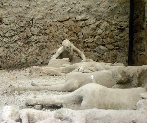 Ponto Turistico na Italia - Pompéia 4