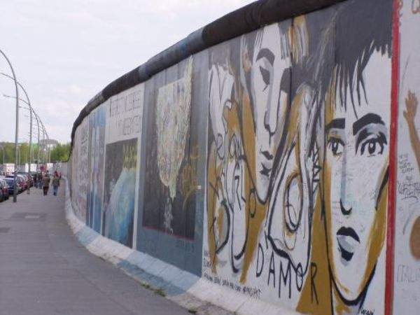 eastsidegallery - muro de berlim arte 03