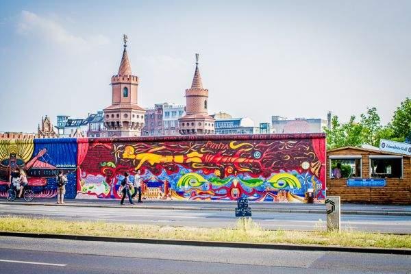 eastsidegallery - muro de berlim arte 04