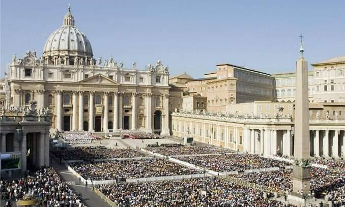 Ponto Turístico na Itália - Vaticano 1