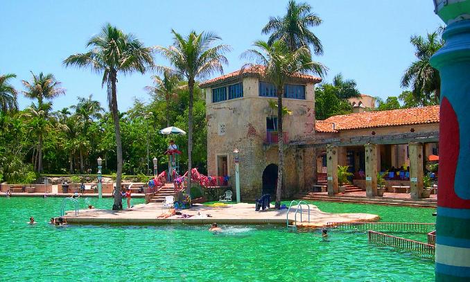 pontos turísticos em Miami - Venetian Poll