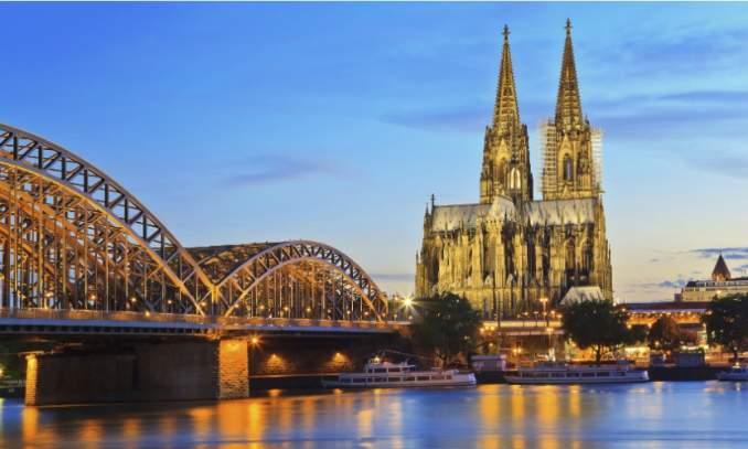 Colônia - Pontos Turísticos da Alemanha