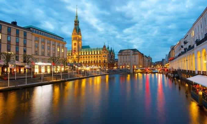 Hamburgo - Pontos Turísticos da Alemanha