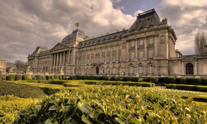 Palácio Real - Pontos Turísticos em Bruxelas - Bélgica