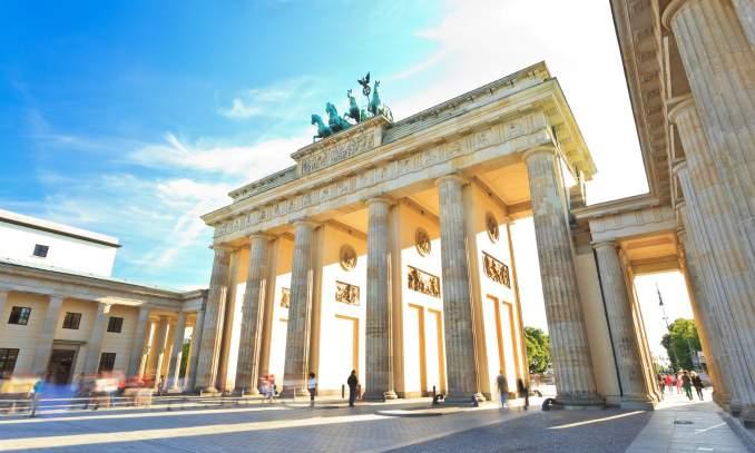 Portão de Brandemburgo - Pontos turísticos em Berlim - Alemanha