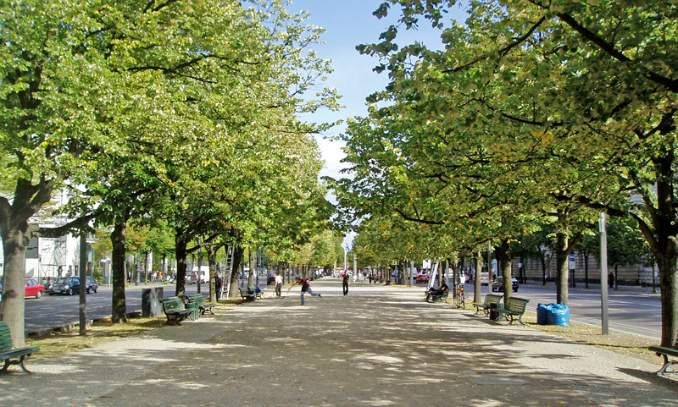 Unter den Linden - Pontos turísticos em Berlim - Alemanha