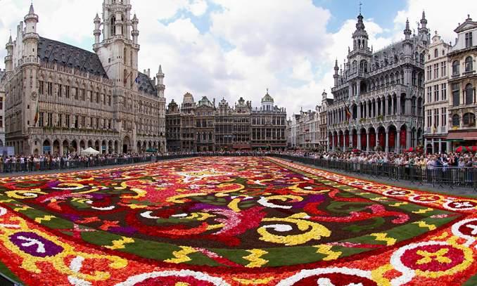 pontos turísticos em bruxelas - belgica